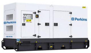 135KVA Diesel Generator