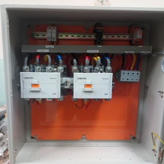 100kVA Automatic ChangeOver Switch