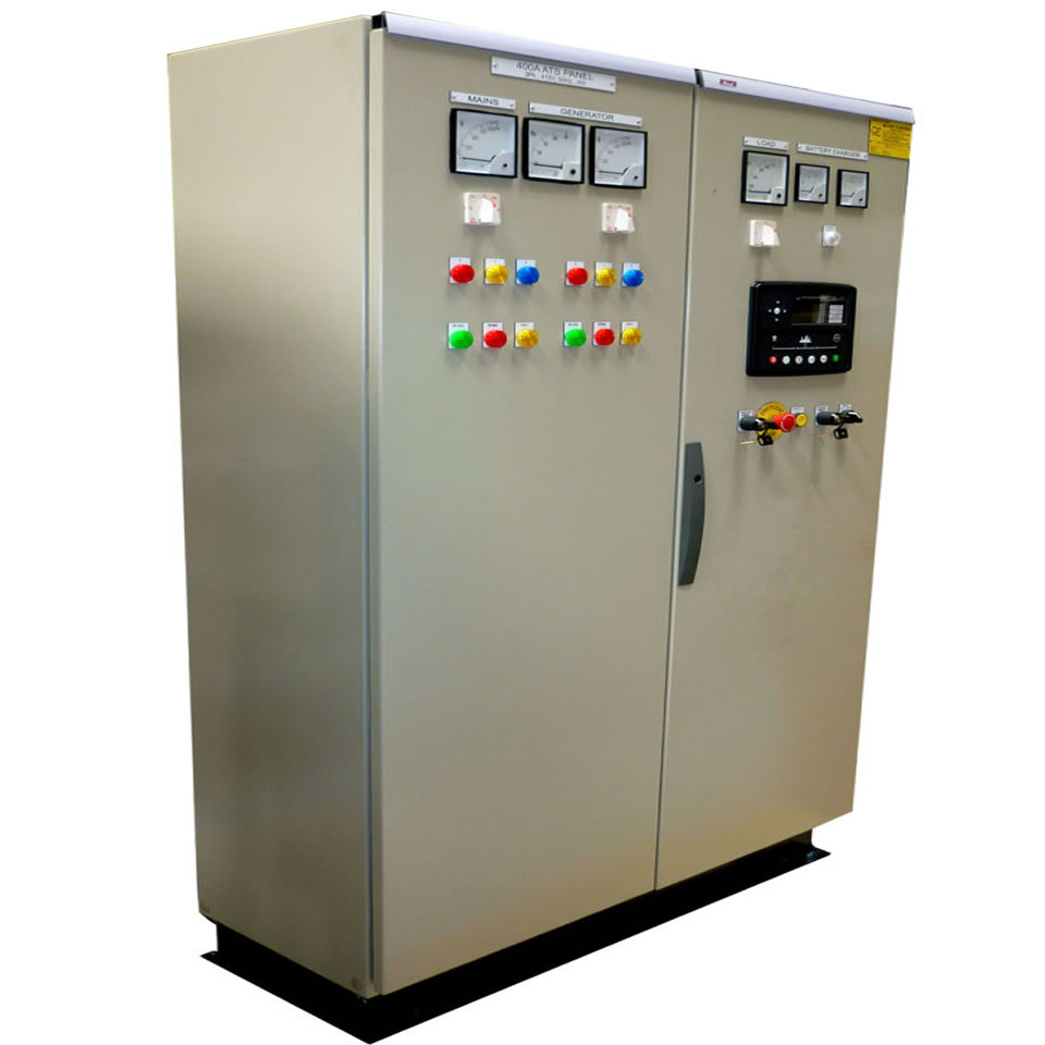 250kVA Automatic ChangeOver Switch