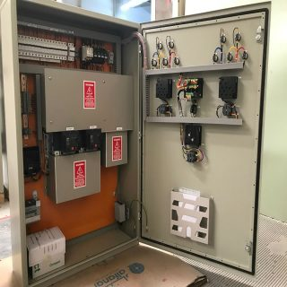350kVA Automatic ChangeOver Switch
