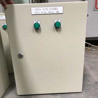 60kVA Automatic ChangeOver Switch