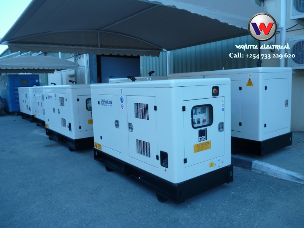 Perkins Generators Kenya